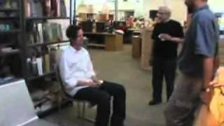 Superlight Contemporary Sled Base Chair By Emeco.flv