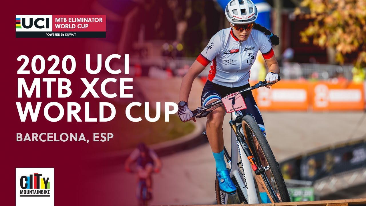 2020 UCI Mountain Bike Eliminator World Cup - Barcelona (ESP)