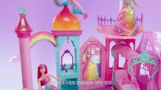 Барби Радужная принцесса с волшебными волосами