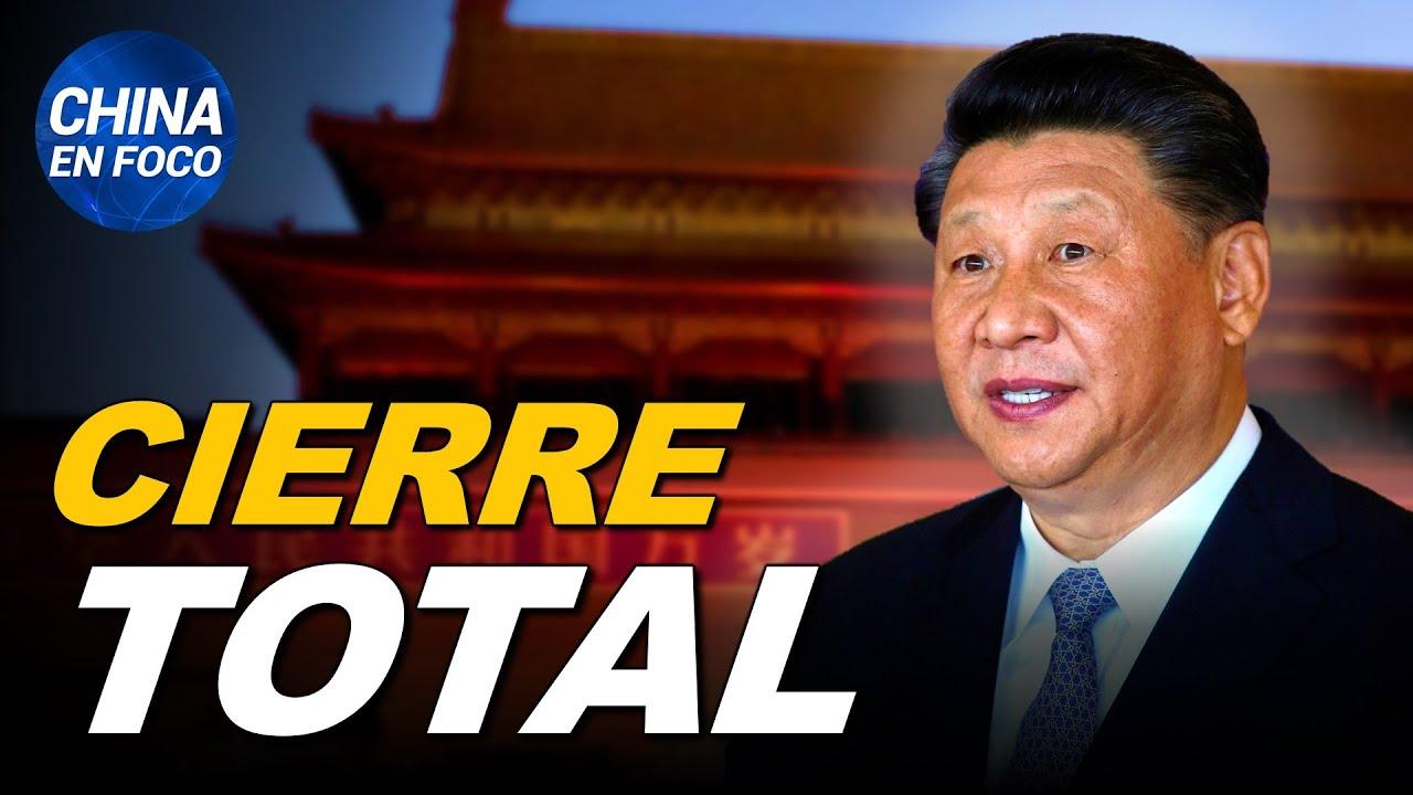 Funcionarios cierran un condado entero atrapando a 400,000 personas por el virus | China en Foco