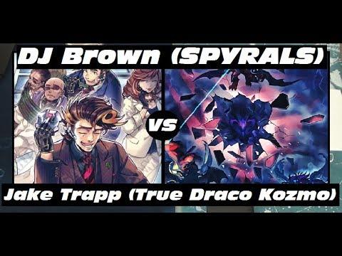 DJ Brown (SPYRALS) vs Jake Trapp (True Draco Kozmo) - POG Feature Match