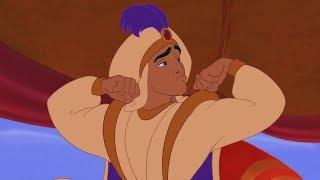 "Аладдин просит руки Жасмин - ""Аладдин"" отрывок из фильма"