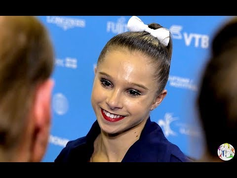 Ragan Smith (USA) Interview - 2017 World Championships - Qualifications