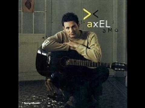 AXEL - ME ESTOY ENAMORANDO