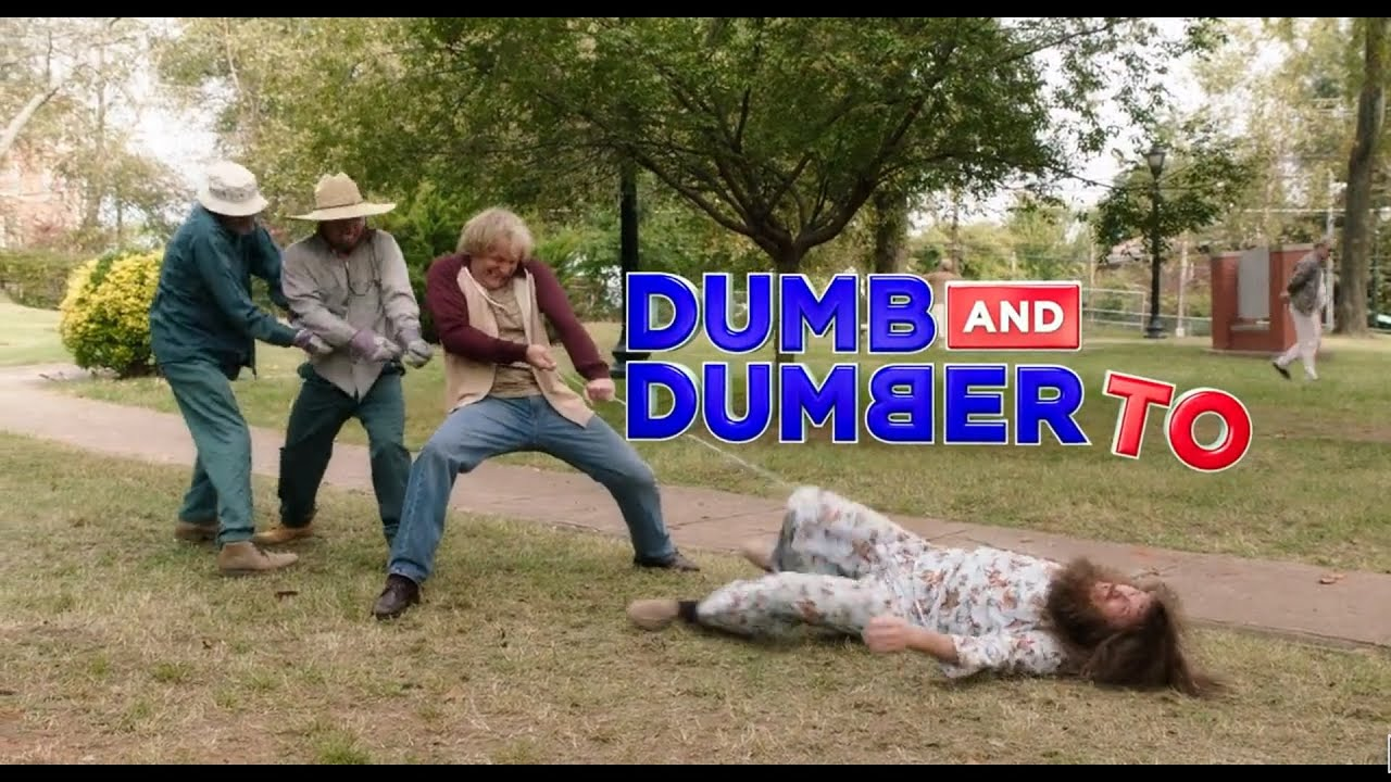 Download Dumb and Dumber To opening scene| 2014 comedy scene