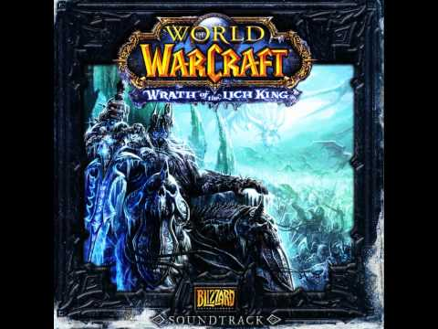 World of Warcaft: Wrath Of The Lich King OST - The Wrath Gate (Event Movie, Exclusive Track)