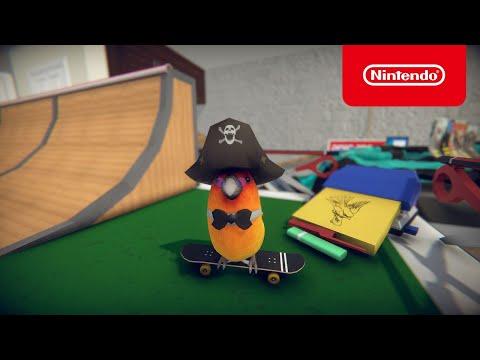 SkateBIRD - Launch Trailer - Nintendo Switch