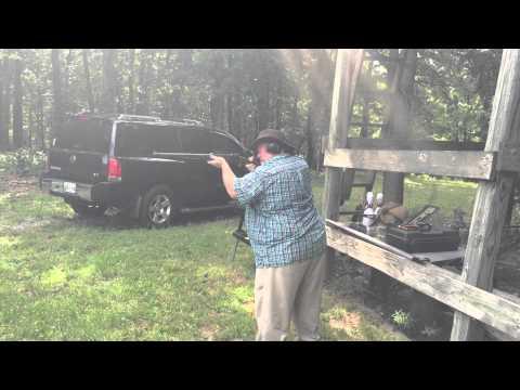 Shooting .458 Win Mag