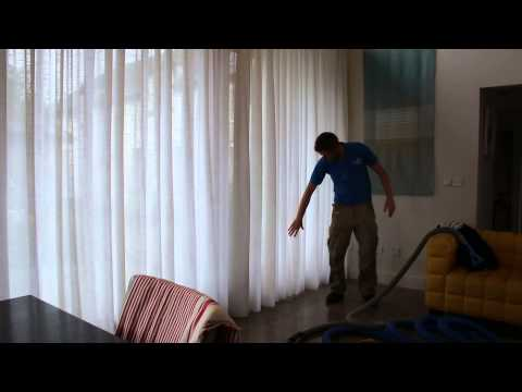 Curtain Cleaning in Wicklow