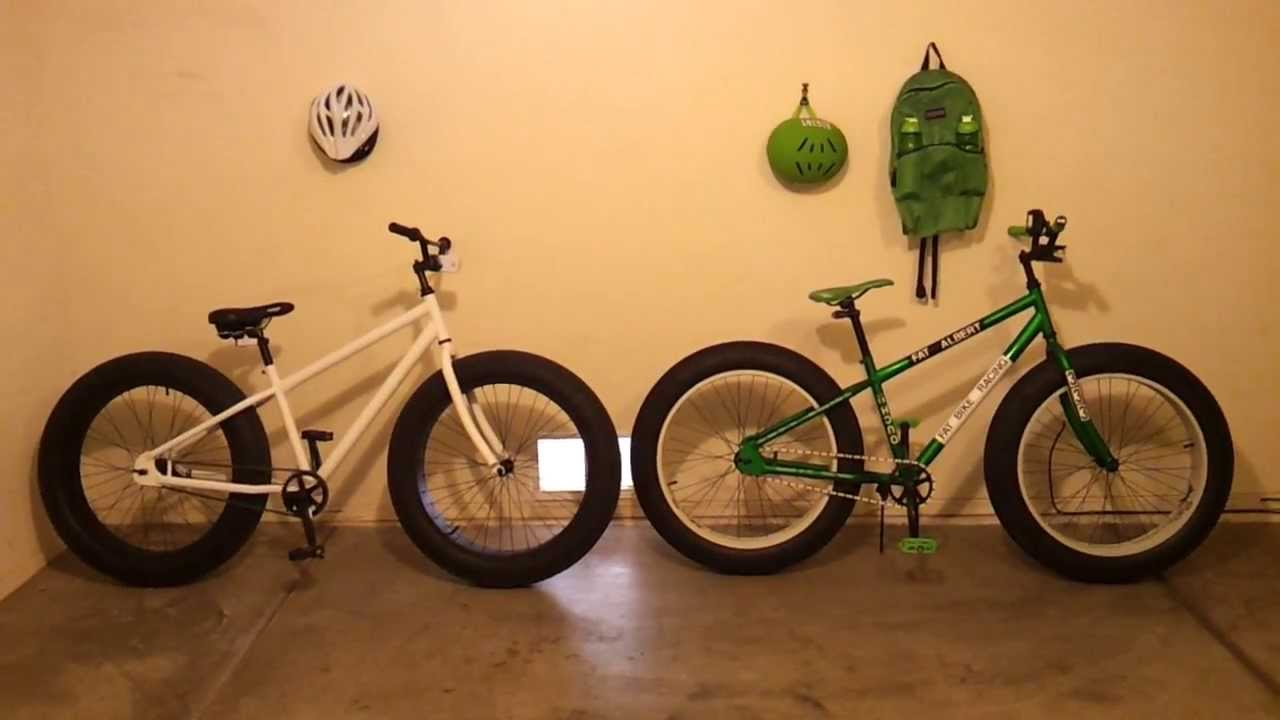 Mongoose B Max Fat Tire Bmx Bike