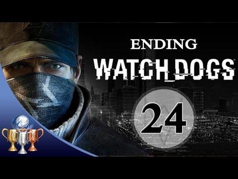 Watch Dogs Story Walkthrough - Act 5 ENDING, Credit & Bonus Scenes - Sometimes You Still Lose (PS4)