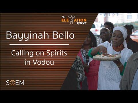 Calling on spirits in Vodou   Prof Bayyinah Bello