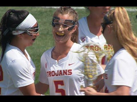 Recap: No. 15 USC women\'s lacrosse cruises past Cal