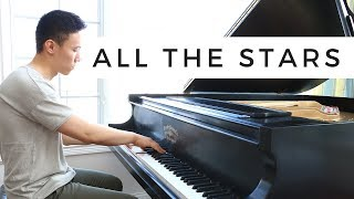 All the Stars - Kendrick Lamar, SZA (Piano Cover) - YoungMin You