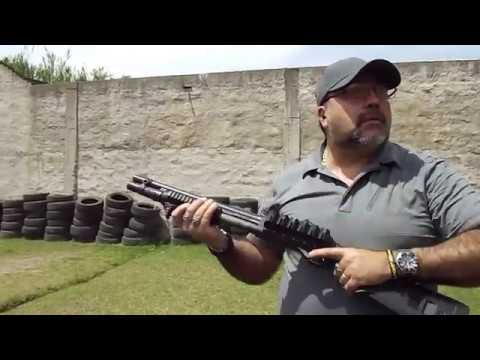 "Operador Básico de Escopeta ""Sistema TDU"" - Nivel 1"