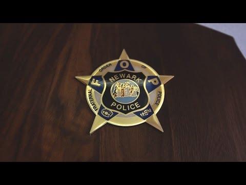 Newark Police Advertisement - Vixchy
