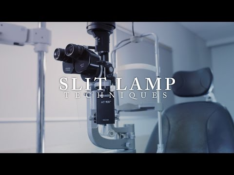 Slit Lamp Techniques - OPHTHALMOLOGY - Ep 2
