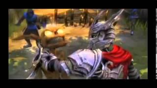 Overlord Dark Legend - Trailer