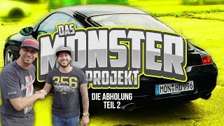 HOW DEEP? // JP PERFORMANCE / DAS MONSTER PROJEKT - DIE ABHOLUNG - TEIL 2