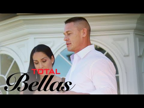 Brie Bella Hijacks Nikki & John Cena's Engagement Party | Total Bellas | E!