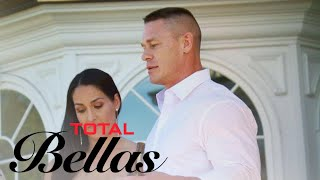 Brie Bella Hijacks Nikki & John Cena's Engagement Party | Total Bellas | E!