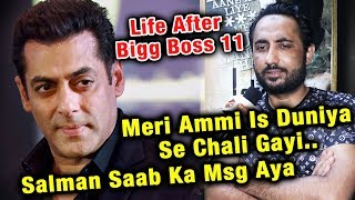 Zubair Khan Gets Emotional And Opens Up On His LIFE After Fight With Salman Khan In Bigg Boss 11