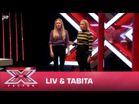 Liv & Tabita synger 'Rockstar' – Post Malone (Audition) | X Factor 2020 | TV 2