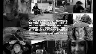 A Videographic Homage (2018-2020 Reel)