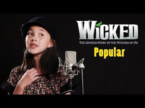POPULAR - Jillian Sings Broadway's WICKED