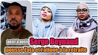 Gambar cover ⛔ Serge Beynaud se détache de Zota et Fallone _ Willstephe