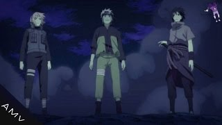Naruto Shippuden「AMV」▪ Team 7 Vs Ten Tails Juubi ▪  Painkiller | HD