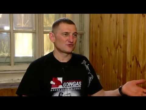 Генрикас Дактарас Литовский вор в законе - интервью