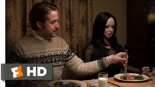 Lars And The Real Girl (3/12) Movie CLIP - Dinner With The Real Girl (2007) HD