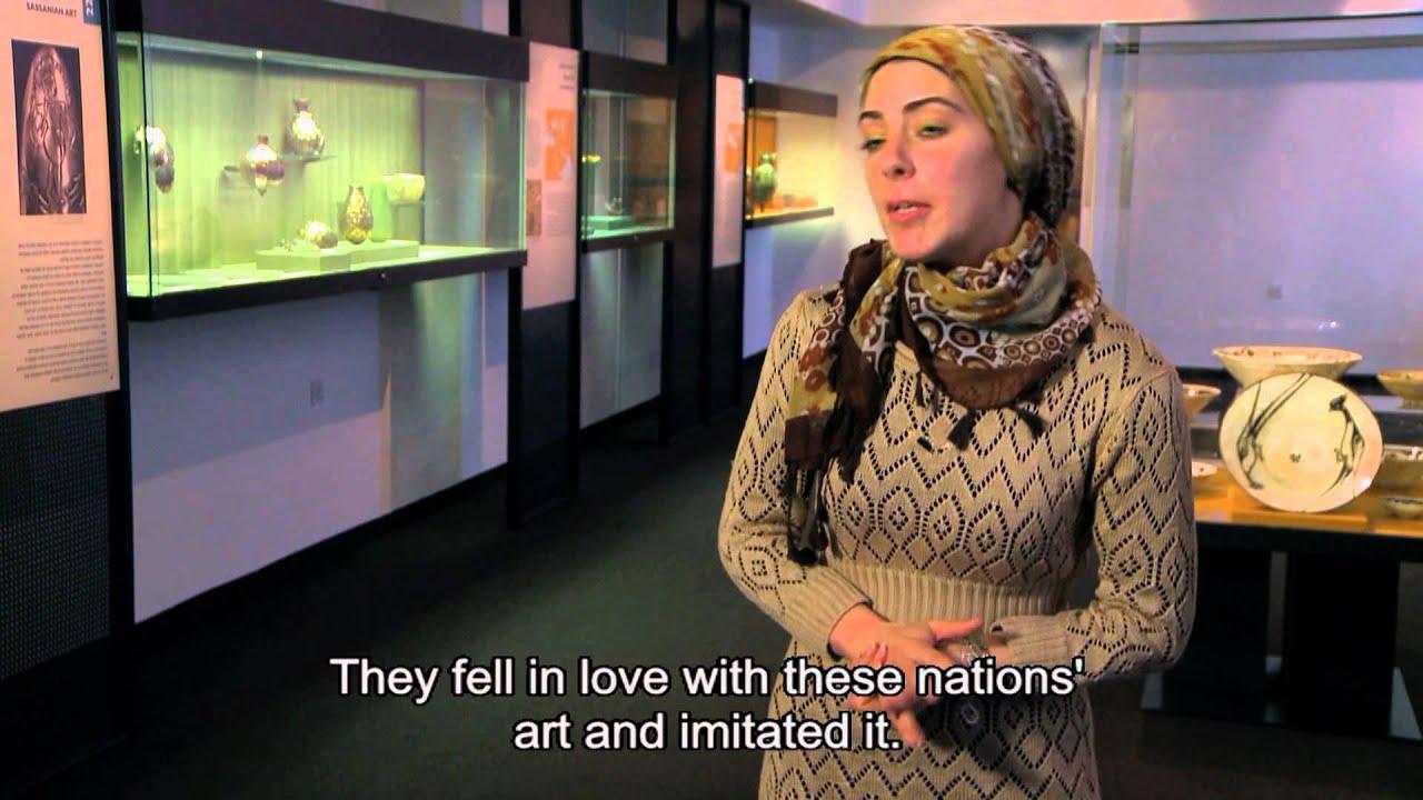 الفن والحضارة الإسلامية للتقارب مع إسرائيل – بحبك إسرائيل