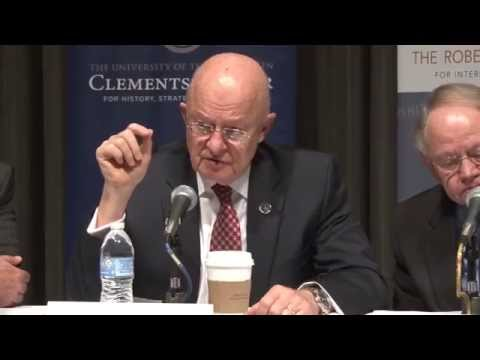 Session 1: Office of the Director of National Intelligence: The View from the Top