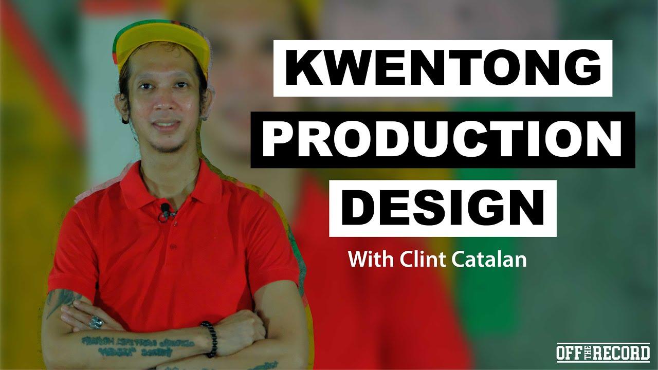 Napagalitan sa First Day Bilang Production Designer si Clint Catalan?
