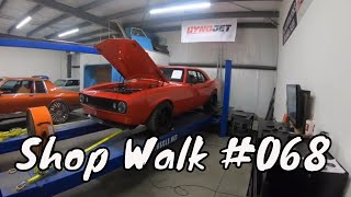 Creative Rods Shop Walk #068 - Classic Car Restoration