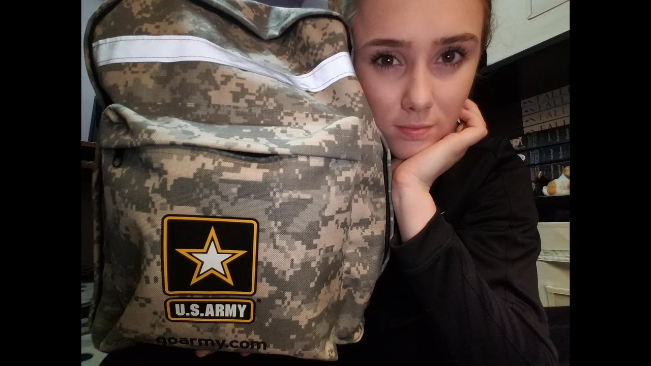 What to bring to basic training fort sill