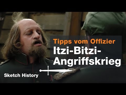 Täuschend echt: Max Giermann als Karl Dall  NEUE STAFFEL Sketch History 2018  ZDF