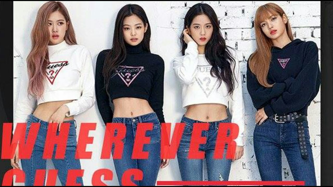Blackpink Did A Pictorial With Guess Their Abs Make No One Stay