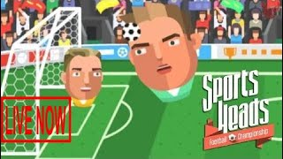 Sports Heads Football Championship Gameplay - WorldCup Fight #KEG