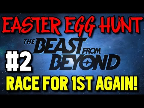 The Beast from Beyond: Easter Egg Hunt LIVE - Race to World's 1st AGAIN! (Part 2)