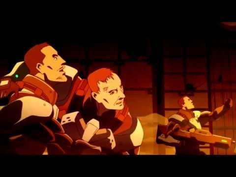 Hard Corps Uprising All Characters Endings Exhibition Full HD