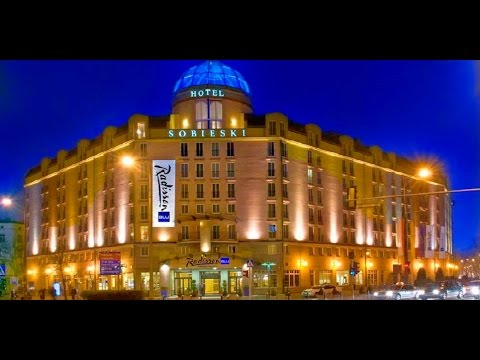 Best Luxury Hotel For Traveling in Poland | Radisson Blu Hotel Krakow in polend