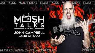 John campbell from lamb of god checks in to fill us on all the exciting happenings around band's upcoming live stream (tix at http://watch.lamb-of-...