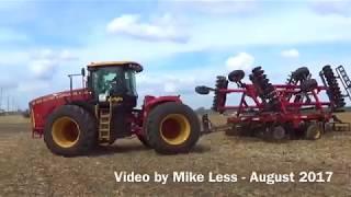 2017 Farm Progress Show -  Tillage Demonstrations