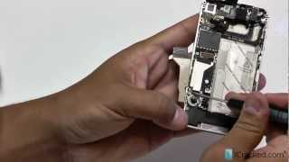 Official iPhone 4 VerizonCDMA Screen  LCD Replacement Video  Instructions - iCrackedcom