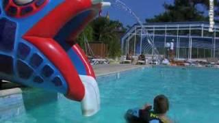 Airotel Caravaning Camping Club Marina Landes mimizan plage france