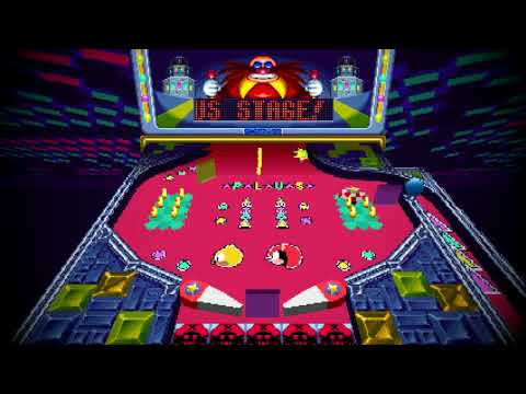 Sonic Mania Plus OST - Trap Tower Pinball Stage with SFX