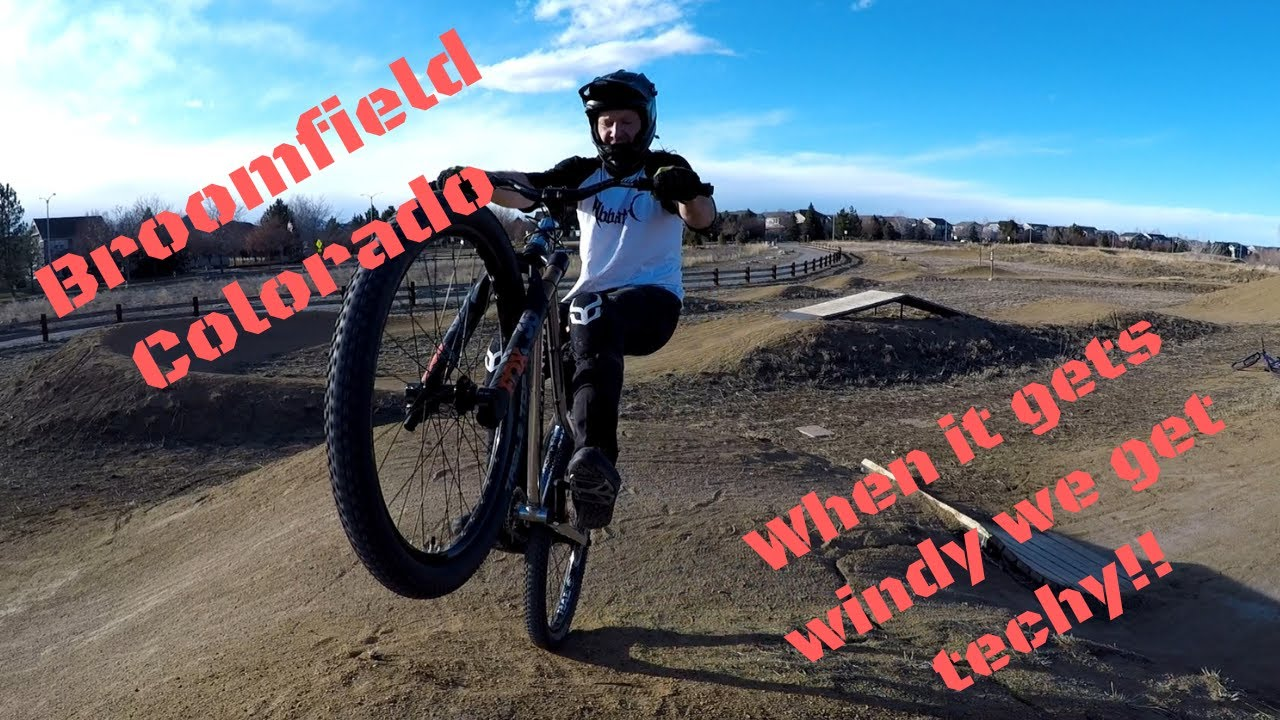 broofield bike park tech session gopro 5 edit
